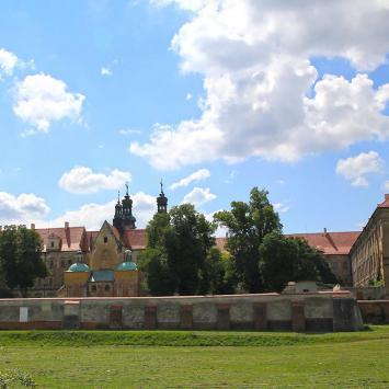 Lubiąż klasztor, Anna Piernikarczyk