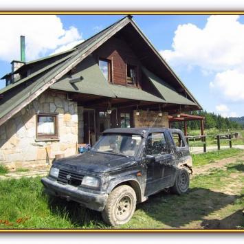 Stare Wierchy w Gorcach