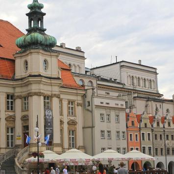 Stary Ratusz w Legnicy