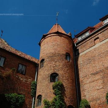 Zamek w Kętrzynie - zdjęcie