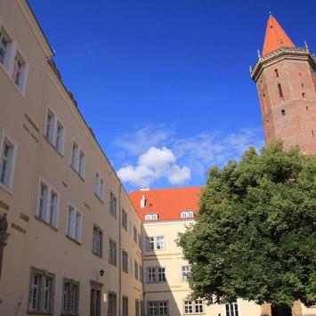 Zamek w Legnicy