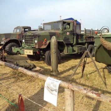 Zlot Pojazdów Wojskowych w Darłowie