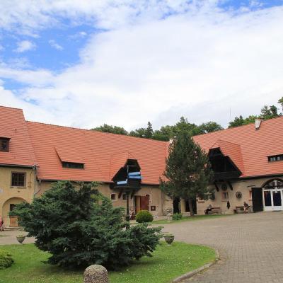 Pałac w Janowicach Wielkich
