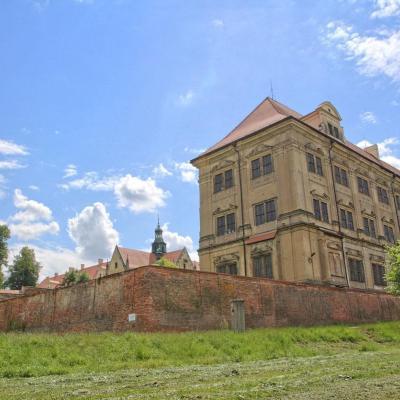 Klasztor w Lubiążu