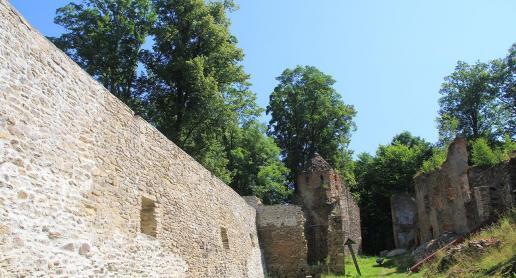 Zamek Świecie na Dolnym Śląsku - zdjęcie