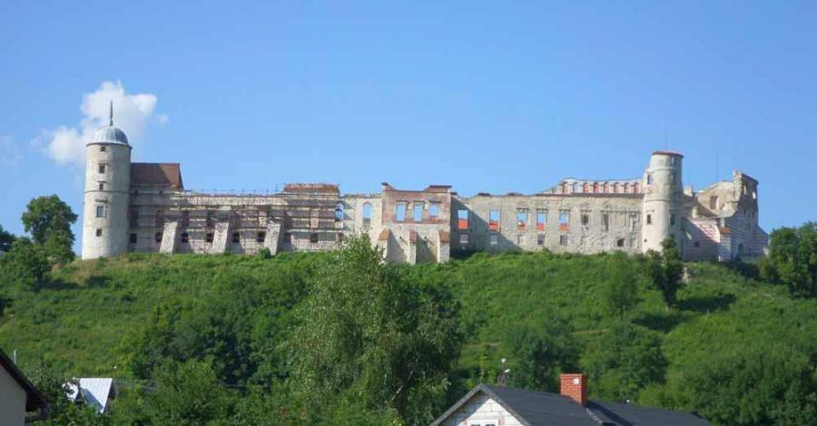 Zamek Janowiec - zdjęcie