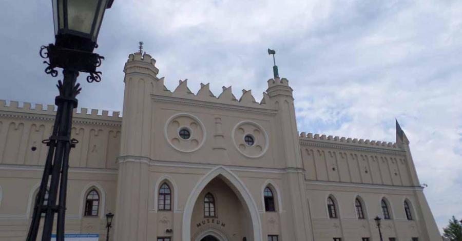 Lublin - Stare miasto i zamek - zdjęcie