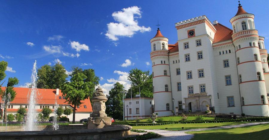 Dolina Pałaców i Ogrodów, Anna Piernikarczyk