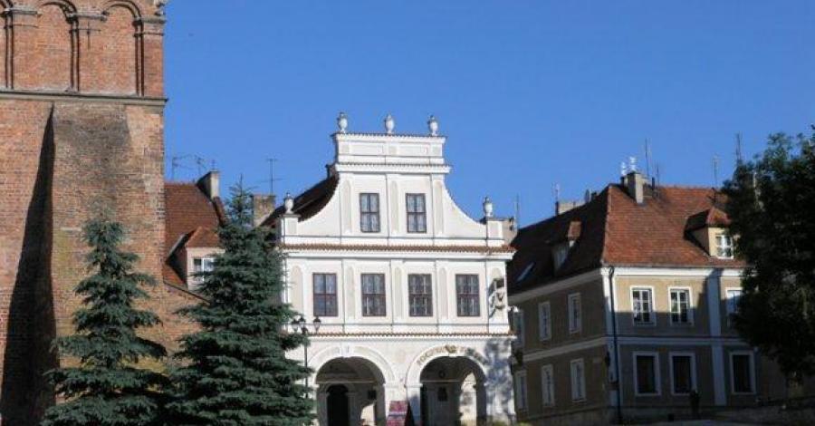 Kamienica Oleśnickich w Sandomierzu - zdjęcie
