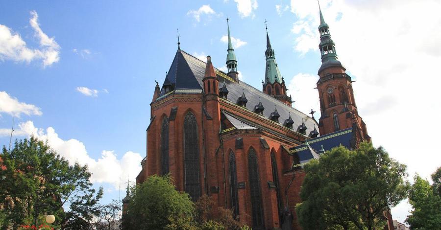 Katedra w Legnicy - zdjęcie