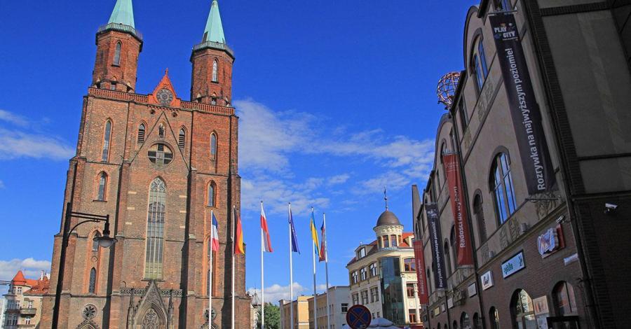 Kościół Mariacki w Legnicy - zdjęcie