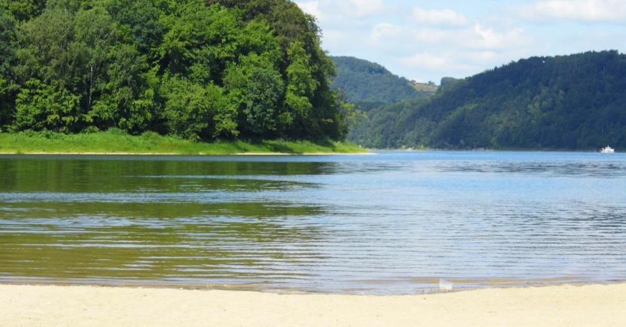Jezioro Rożnowskie - Gródek nad Dunajcem - zdjęcie