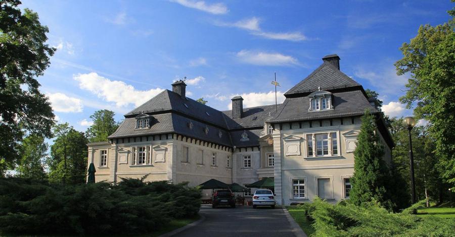 Pałac Miłków - zdjęcie