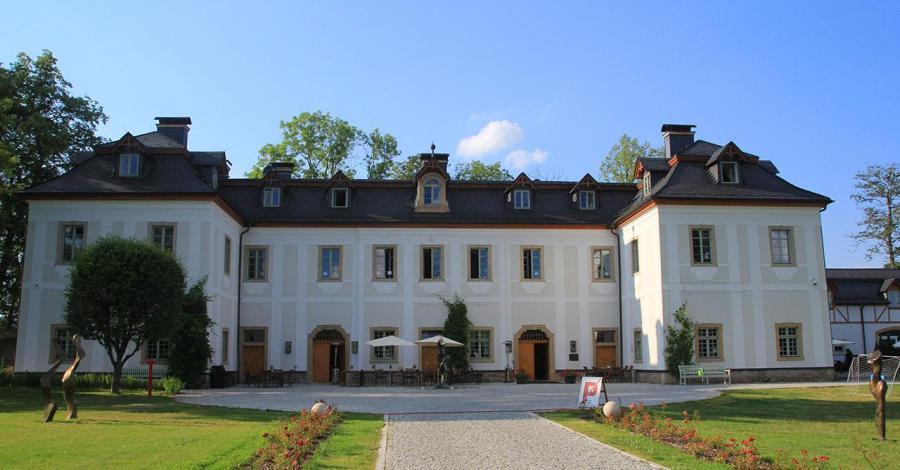 Pałac Pakoszów w Piechowicach - zdjęcie
