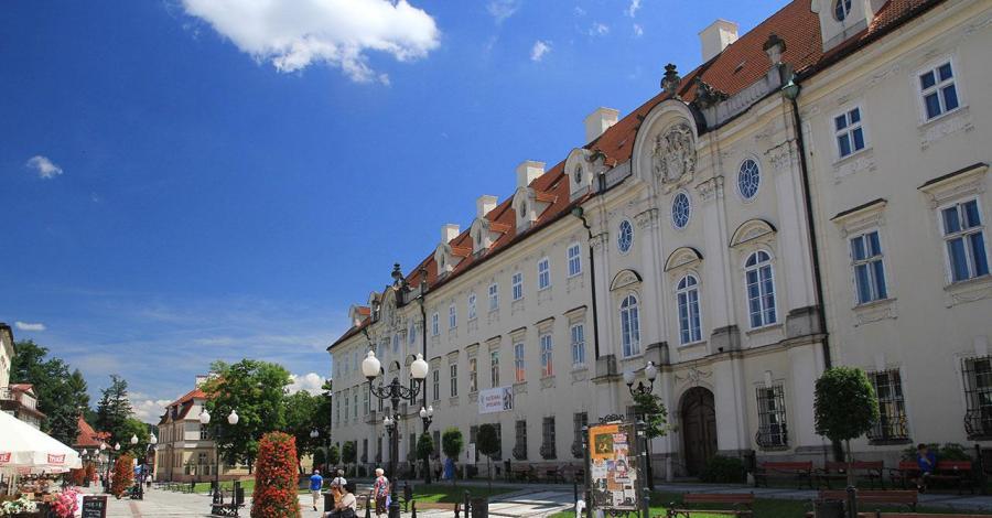 Pałac Schaffgotschów w Cieplicach - zdjęcie