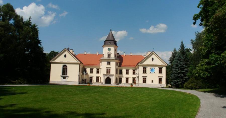 Pałac Tarnowskich w Tarnobrzegu - zdjęcie