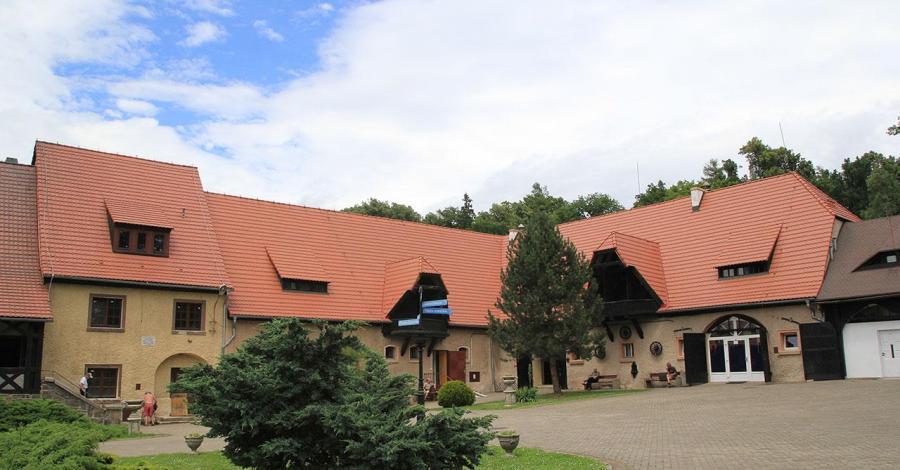 Pałac w Janowicach Wielkich - zdjęcie