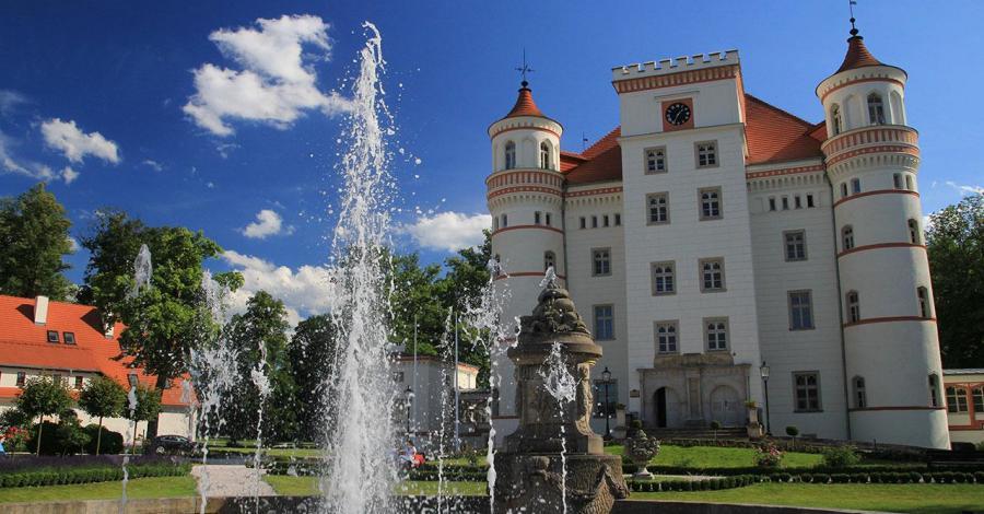 Pałac Wojanów, Anna Piernikarczyk
