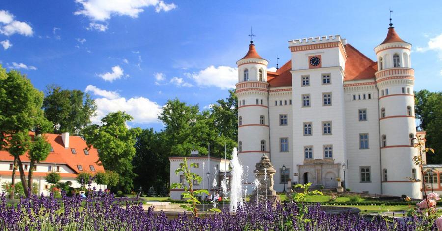 Pałac Wojanow, Anna Piernikarczyk