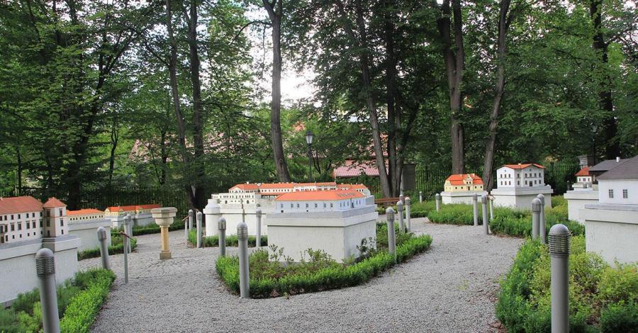 Park Miniatur w Żywcu - zdjęcie