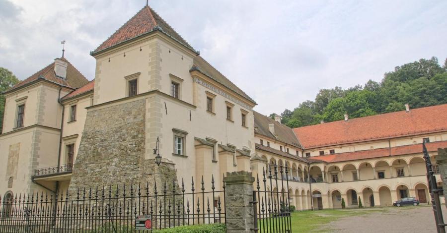Zamek w Suchej, Anna Piernikarczyk