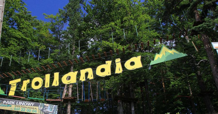 Trollandia w Szklarskiej Porębie - zdjęcie