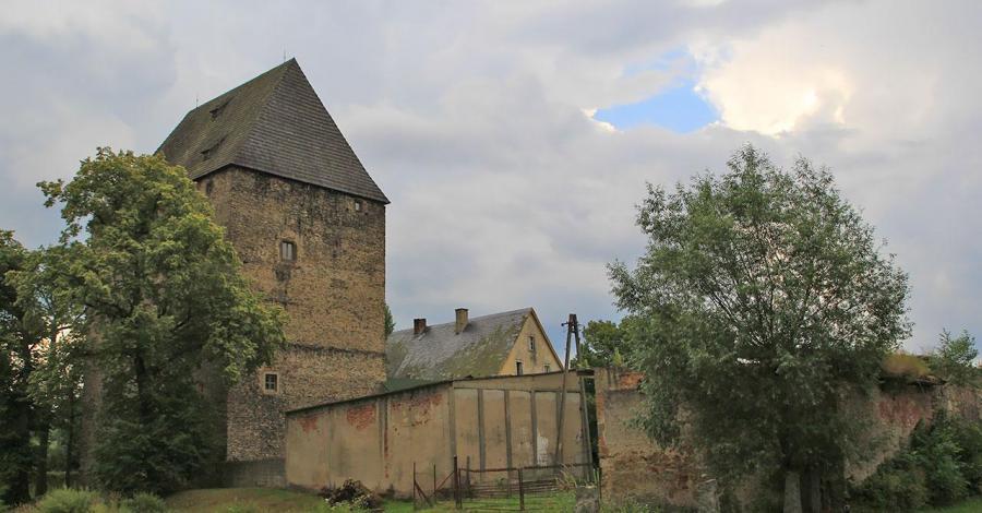 Wieża w Siedlęcinie - zdjęcie