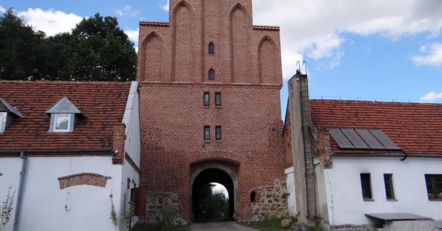 Zamek Bierzgłowski - zdjęcie