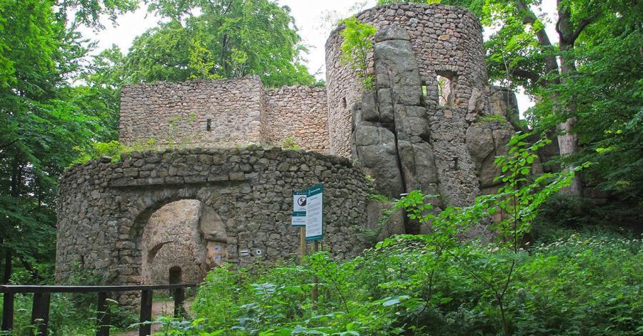 Zamek Bolczów, Anna Piernikarczyk