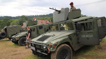 Rychwałd - Dzień Wojska Polskiego 15 sierpnia 2014 - zdjęcie