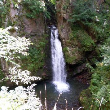 Wodospad Wilczki-Igliczna-Czarna Góra