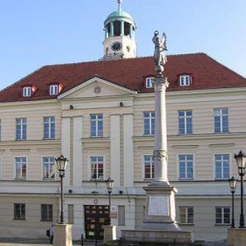 Oleśnica - spacer - zdjęcie