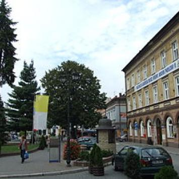 Wadowice - szlakiem Karola Wojtyły