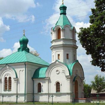 Cerkiew w Ciechanowcu