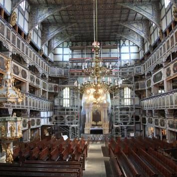 Kościół Pokoju w Jaworze, Anna Piernikarczyk