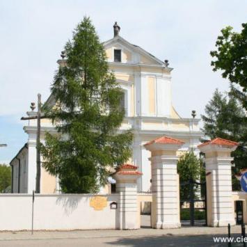 Kościół w Ciechanowcu