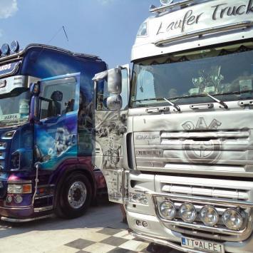 Master Truck w Polskiej Nowej Wsi - zdjęcie