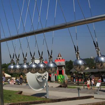 Park Doświadczeń Fizycznych Ogrodzieniec - zdjęcie
