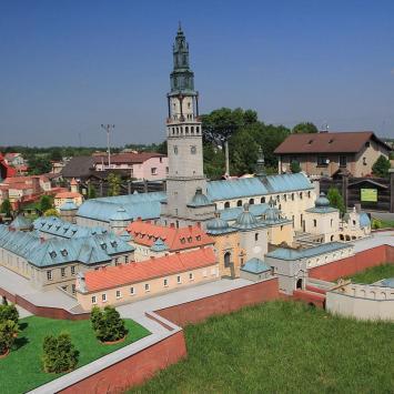 Park Miniatur Ogrodzieniec - zdjęcie