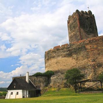 Zamek Bolków - zdjęcie