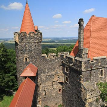 Zamek Grodziec - zdjęcie