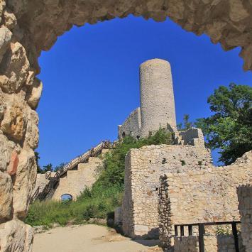 Zamek w Smoleniu - zdjęcie