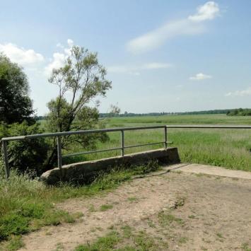 Zerwany Most w Kruszewie