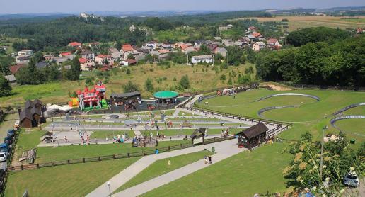 Nowy Park Ogrodzieniec Partnerem karty Krajtroter - zdjęcie