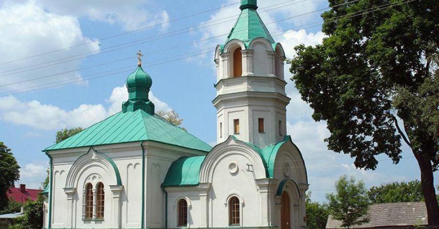 Cerkiew w Ciechanowcu - zdjęcie
