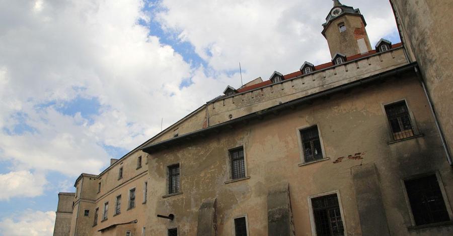 Zamek w Jaworze - zdjęcie
