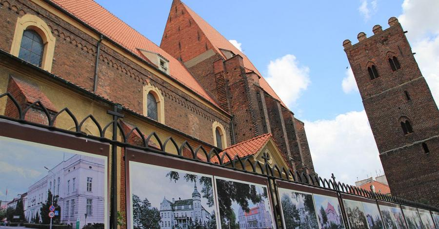 Kościół Św. Andrzeja w Środzie Śląskiej - zdjęcie