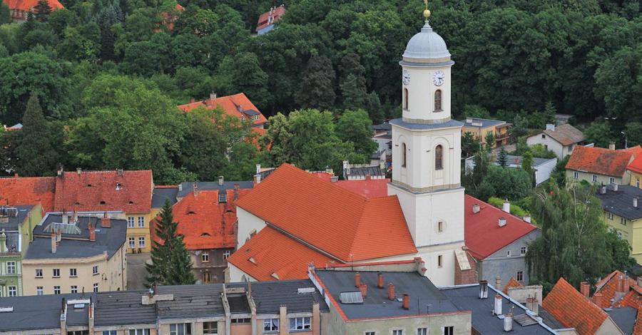 Kościół Św. Jadwigi w Bolkowie - zdjęcie