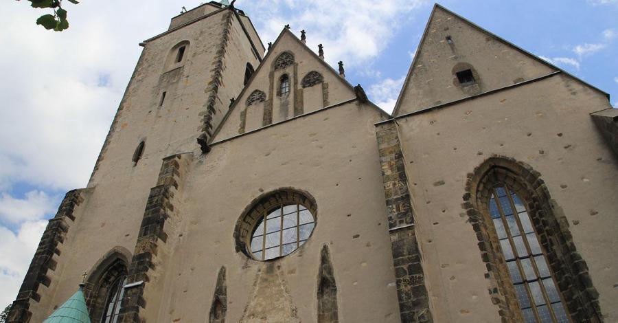 Kościół Św. Marcina w Jaworze - zdjęcie