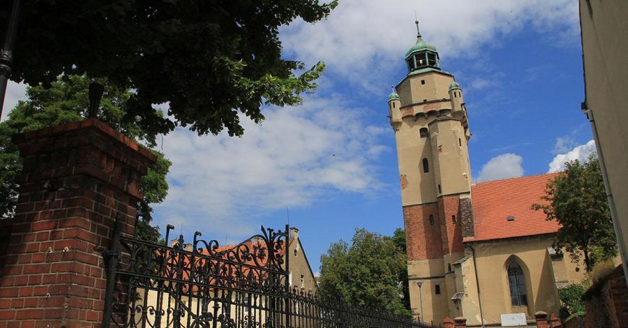 Kościół Św. Piotra i Pawła w Kątach Wrocławskich